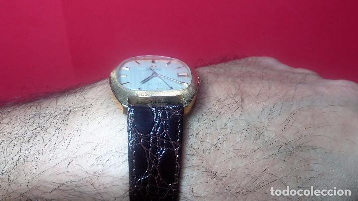 Relojes automáticos: Antiguo reloj Omega automático de caballero De Ville calibre 1002, del año 1969 - Foto 28 - 41054074