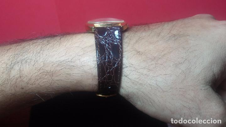 Relojes automáticos: Antiguo reloj Omega automático de caballero De Ville calibre 1002, del año 1969 - Foto 32 - 41054074