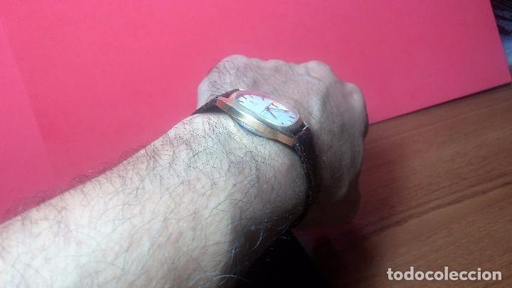 Relojes automáticos: Antiguo reloj Omega automático de caballero De Ville calibre 1002, del año 1969 - Foto 34 - 41054074