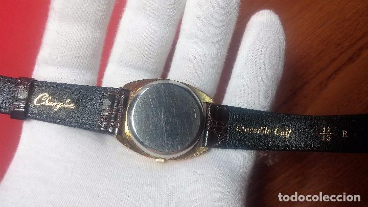Relojes automáticos: Antiguo reloj Omega automático de caballero De Ville calibre 1002, del año 1969 - Foto 39 - 41054074