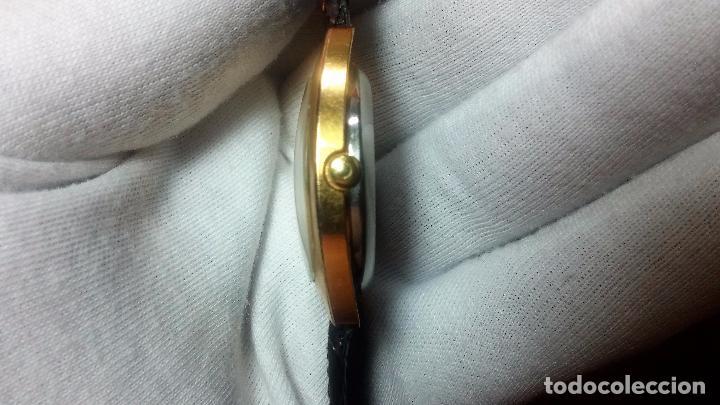 Relojes automáticos: Antiguo reloj Omega automático de caballero De Ville calibre 1002, del año 1969 - Foto 43 - 41054074