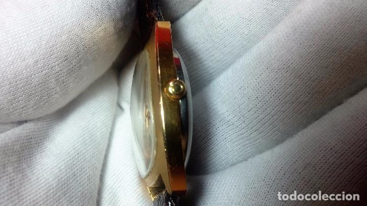 Relojes automáticos: Antiguo reloj Omega automático de caballero De Ville calibre 1002, del año 1969 - Foto 44 - 41054074