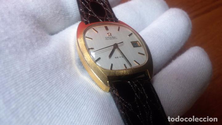 Relojes automáticos: Antiguo reloj Omega automático de caballero De Ville calibre 1002, del año 1969 - Foto 46 - 41054074