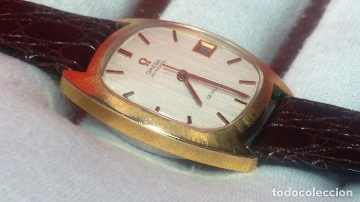 Relojes automáticos: Antiguo reloj Omega automático de caballero De Ville calibre 1002, del año 1969 - Foto 52 - 41054074