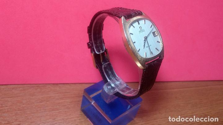 Relojes automáticos: Antiguo reloj Omega automático de caballero De Ville calibre 1002, del año 1969 - Foto 53 - 41054074