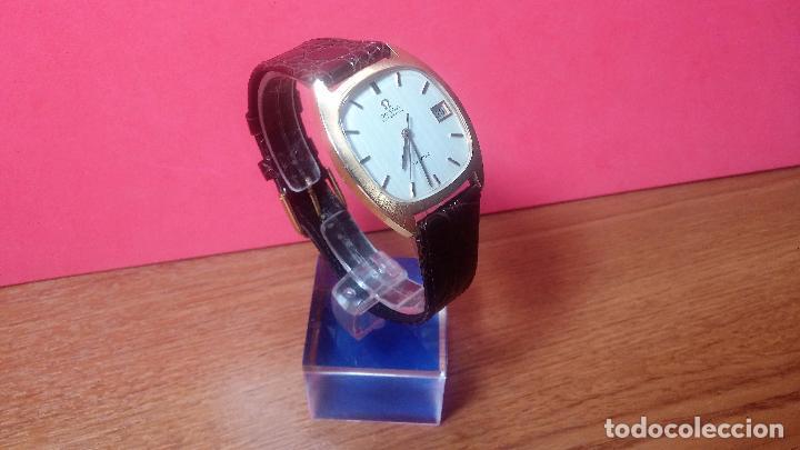 Relojes automáticos: Antiguo reloj Omega automático de caballero De Ville calibre 1002, del año 1969 - Foto 54 - 41054074