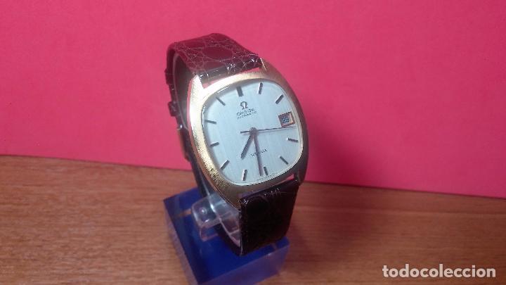 Relojes automáticos: Antiguo reloj Omega automático de caballero De Ville calibre 1002, del año 1969 - Foto 55 - 41054074