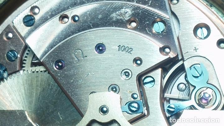 Relojes automáticos: Antiguo reloj Omega automático de caballero De Ville calibre 1002, del año 1969 - Foto 58 - 41054074