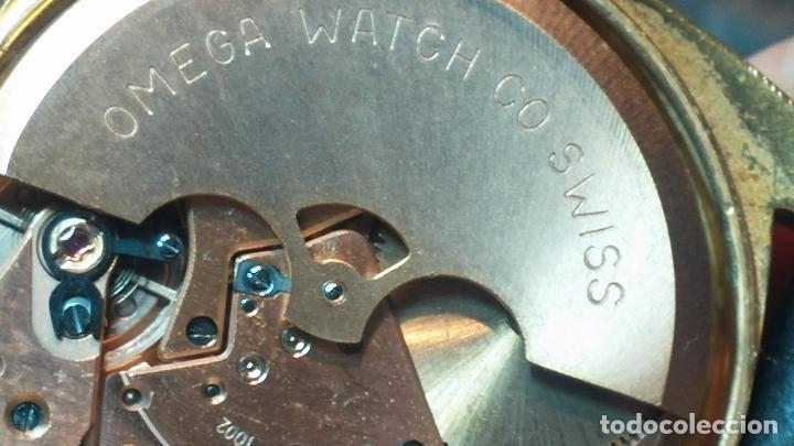 Relojes automáticos: Antiguo reloj Omega automático de caballero De Ville calibre 1002, del año 1969 - Foto 59 - 41054074
