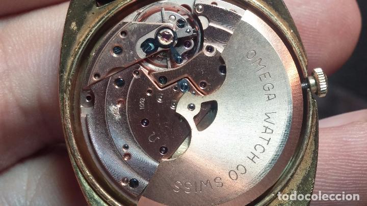 Relojes automáticos: Antiguo reloj Omega automático de caballero De Ville calibre 1002, del año 1969 - Foto 60 - 41054074