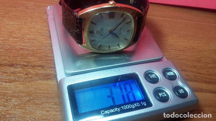 Relojes automáticos: Antiguo reloj Omega automático de caballero De Ville calibre 1002, del año 1969 - Foto 61 - 41054074