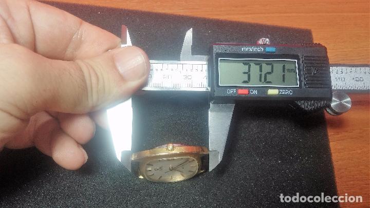 Relojes automáticos: Antiguo reloj Omega automático de caballero De Ville calibre 1002, del año 1969 - Foto 63 - 41054074