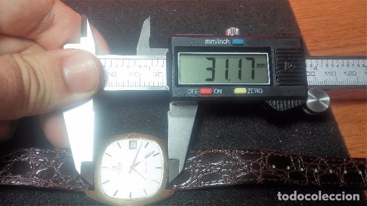 Relojes automáticos: Antiguo reloj Omega automático de caballero De Ville calibre 1002, del año 1969 - Foto 65 - 41054074