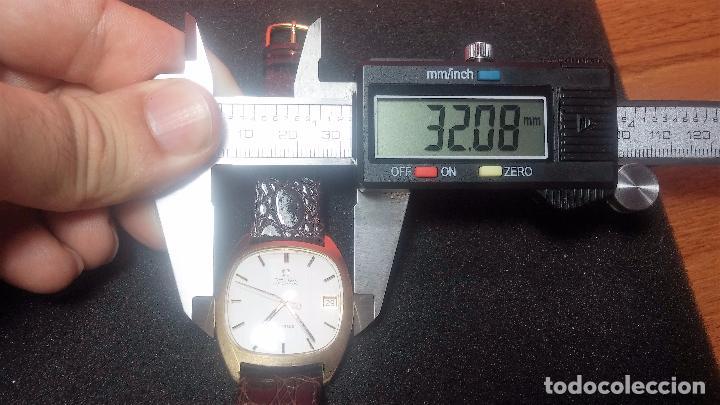 Relojes automáticos: Antiguo reloj Omega automático de caballero De Ville calibre 1002, del año 1969 - Foto 67 - 41054074
