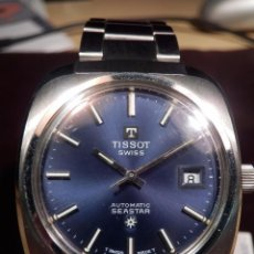 Relojes automáticos: TISSOT SEASTAR -DATE (NOS = NEW OLD STOCK). Lote 64424291