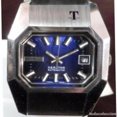 Relojes automáticos: TISSOT SEASTAR -DATE OCTOGONAL (NOS = NEW OLD STOCK). Lote 64424671