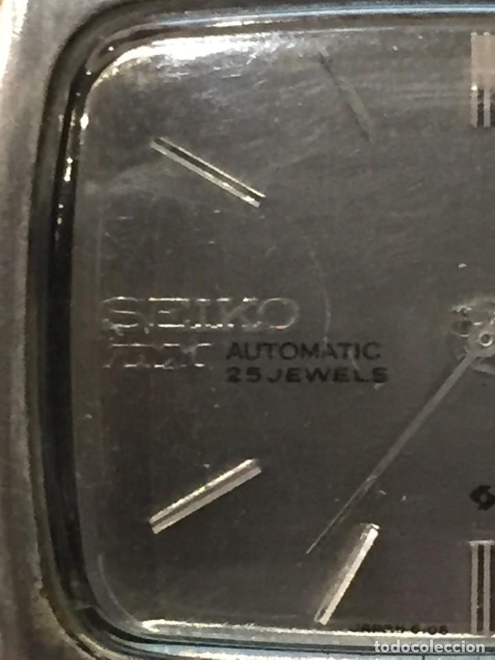 Relojes automáticos: VINTAGE RELOJ DE PULSERA AUTOMATICO SEIKO DX AUTOMATIC AÑOS 70 - Foto 4 - 64473455