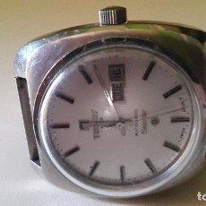 Relojes automáticos: RELOJ ACERO CABALLERO TISSOT. Lote 67107757
