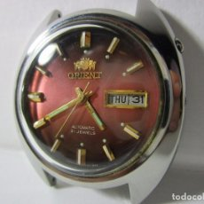 Relojes automáticos: RELOJ ORIENT HOMBRE AUTOMATICO 21 JEWELS 38MM VINTAGE WU. Lote 67735897