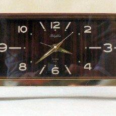 Relojes automáticos: RELOJ DESPERTADOR RHYTHM - JAPON AÑOS 60 70. Lote 68056465