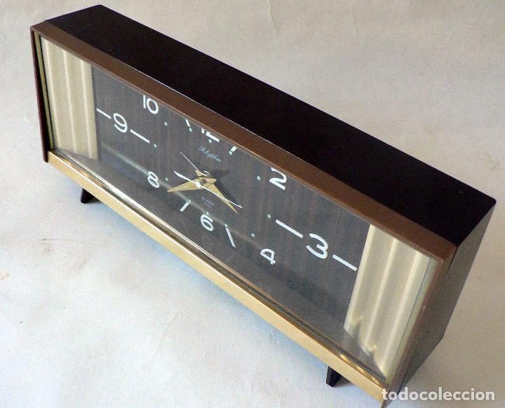 Relojes automáticos: RELOJ DESPERTADOR RHYTHM - JAPON AÑOS 60 70 - Foto 2 - 68056465
