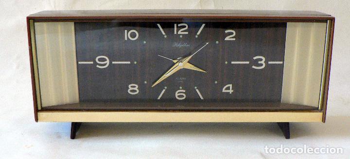 Relojes automáticos: RELOJ DESPERTADOR RHYTHM - JAPON AÑOS 60 70 - Foto 3 - 68056465