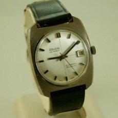 Relojes automáticos: SAVAR AUTOMATICO NOS 34MM TODO ORIGINAL. Lote 68905241