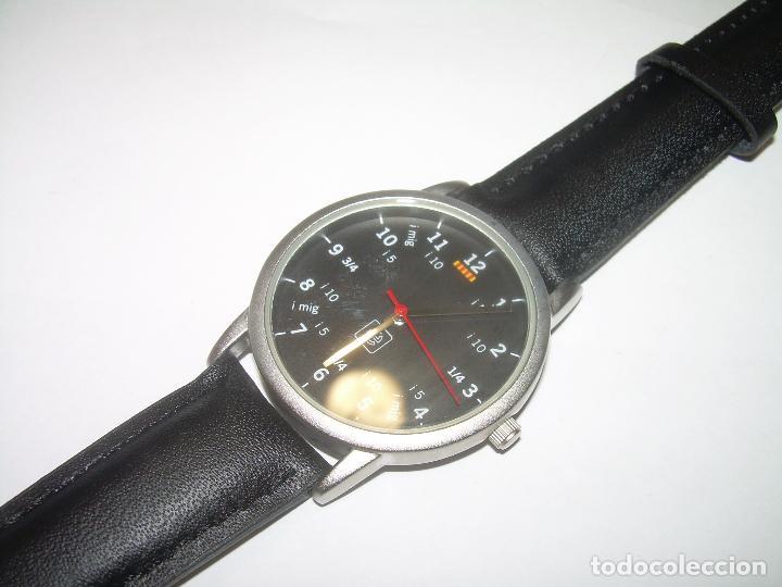 Relojes automáticos: RELOJ CON ESFERA PARA CONTAR LAS HORAS EN CATALAN. NUEVO SIN HABER SIDO USADO. - Foto 2 - 71042381