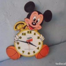 Relojes automáticos: RELOJ VINTAGE FANTA MICKEY FUNCIONA. Lote 71734183