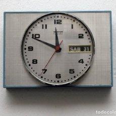 Relojes automáticos: RELOJ DE PARED. Lote 71836515