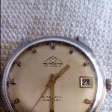Relojes automáticos: ANTIGUO RELOJ MONDAINE AUTOMÁTICO. Lote 72115407