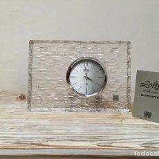 Relojes automáticos: RELOJ SOBREMESA JAPONES MARCA LOFTY-HOYA. Lote 72324891