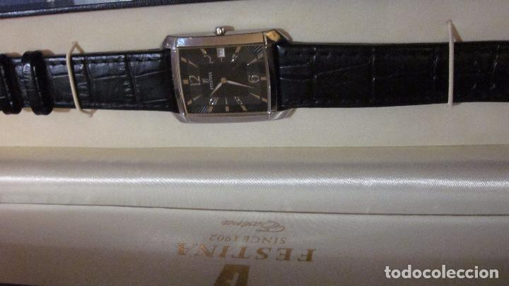 Relojes automáticos: reloj de caballero festina muy buen estado. - Foto 7 - 72338479
