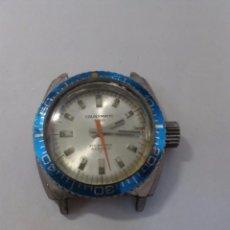Relojes automáticos: RELOJ CAUNY MATIC. Lote 72879687
