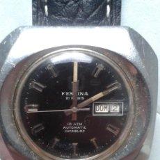 Relojes automáticos: RELOJ AUTOMÁTICO DE CABALLERO. MARCA FESTINA. FUNCIONANDO.. Lote 72932851