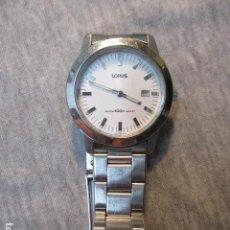 Relojes automáticos: MODERNO RELOJ LORUS. Lote 73582775