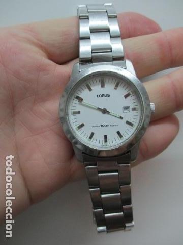Relojes automáticos: Moderno reloj Lorus - Foto 7 - 73582775