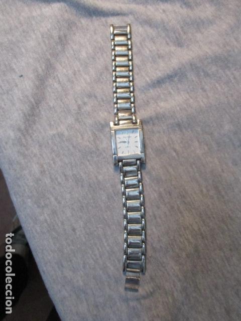 Relojes automáticos: RELOJ SEGUNDA MANO MARCA PARIS DELON QUARTZ - Foto 2 - 73584419