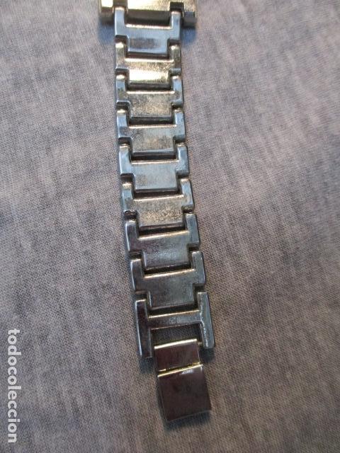 Relojes automáticos: RELOJ SEGUNDA MANO MARCA PARIS DELON QUARTZ - Foto 5 - 73584419