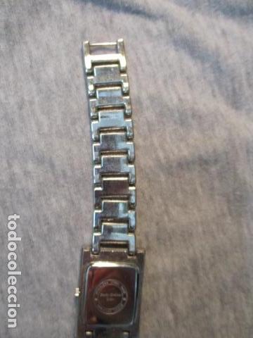 Relojes automáticos: RELOJ SEGUNDA MANO MARCA PARIS DELON QUARTZ - Foto 6 - 73584419