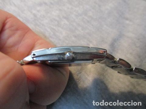 Relojes automáticos: RELOJ SEGUNDA MANO MARCA PARIS DELON QUARTZ - Foto 7 - 73584419
