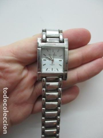 Relojes automáticos: RELOJ SEGUNDA MANO MARCA PARIS DELON QUARTZ - Foto 8 - 73584419