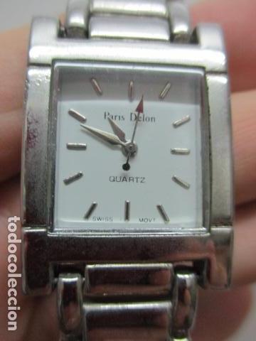 Relojes automáticos: RELOJ SEGUNDA MANO MARCA PARIS DELON QUARTZ - Foto 9 - 73584419