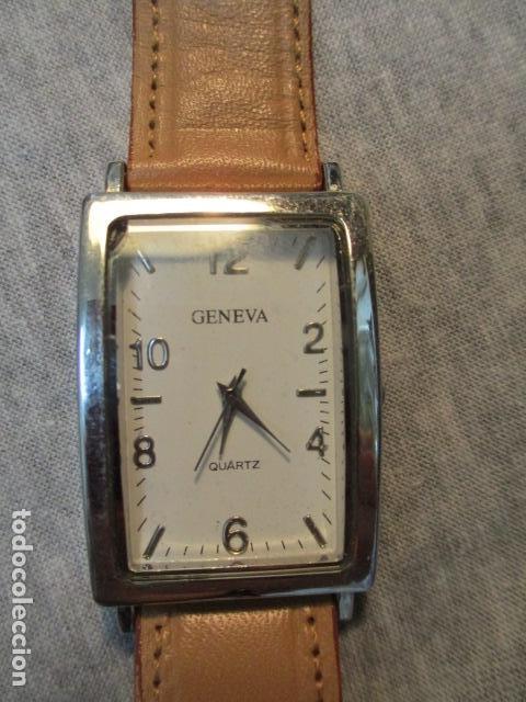 ANTIGUO RELOJ DE PULSERA DE SEÑORA - GENEVA - VER FOTOS (Relojes - Relojes Automáticos)