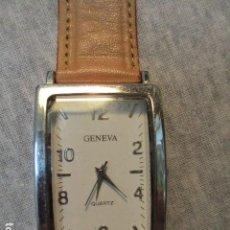 Relojes automáticos: ANTIGUO RELOJ DE PULSERA DE SEÑORA - GENEVA - VER FOTOS. Lote 73585019