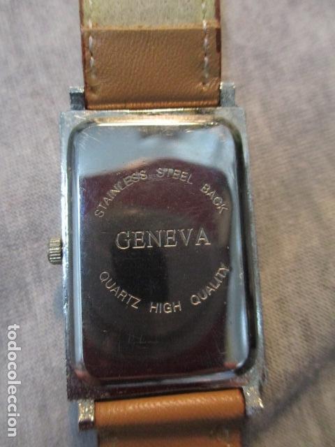 Relojes automáticos: ANTIGUO RELOJ DE PULSERA DE SEÑORA - GENEVA - VER FOTOS - Foto 4 - 73585019