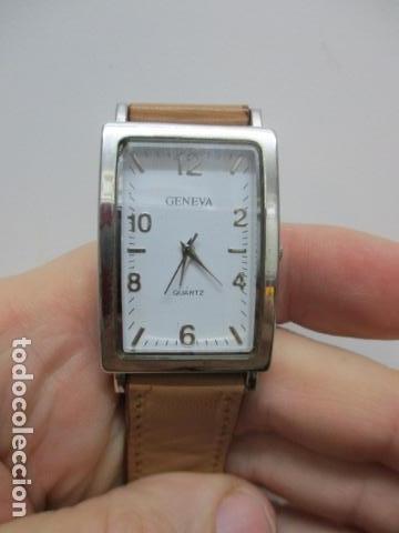 Relojes automáticos: ANTIGUO RELOJ DE PULSERA DE SEÑORA - GENEVA - VER FOTOS - Foto 8 - 73585019