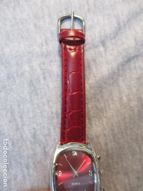 Relojes automáticos: RELOJ SIN MARCA QUARTZ - Foto 3 - 73586879