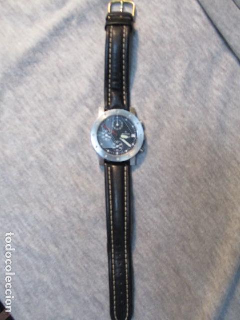 Relojes automáticos: RELOJ BLUMAR CRONOMETRO Y DIA, WATER 50 MTS - Foto 2 - 73587859