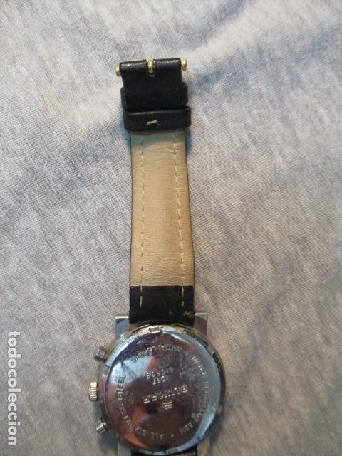 Relojes automáticos: RELOJ BLUMAR CRONOMETRO Y DIA, WATER 50 MTS - Foto 5 - 73587859